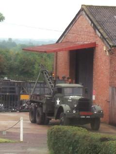 ArmyWreckingTruck