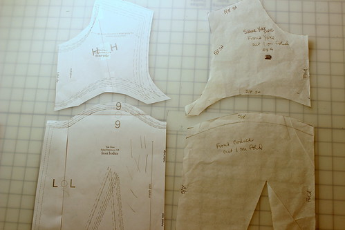 pattern alterations