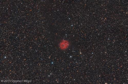 Cocoon Nebula by S Migol