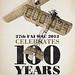 WAC Centennial Poster