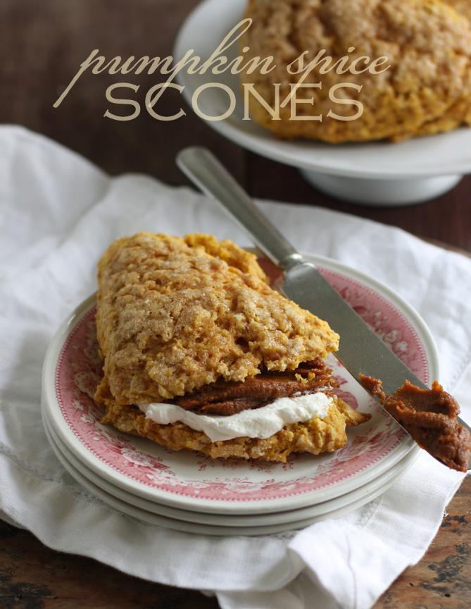 pumpkin-spice-scones