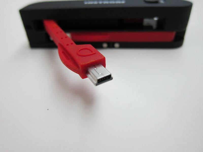 Lifetrons - High Tech Multi-Tool Adaptor (Lightning Edition) - Mini USB Head