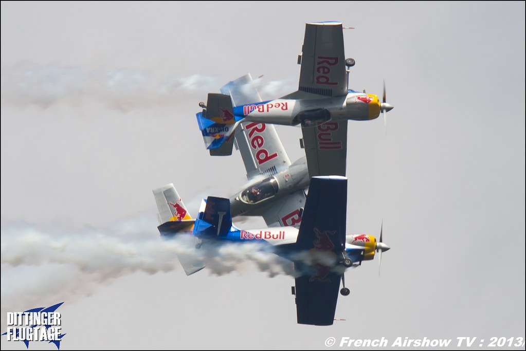 RED BULL the flying bulls