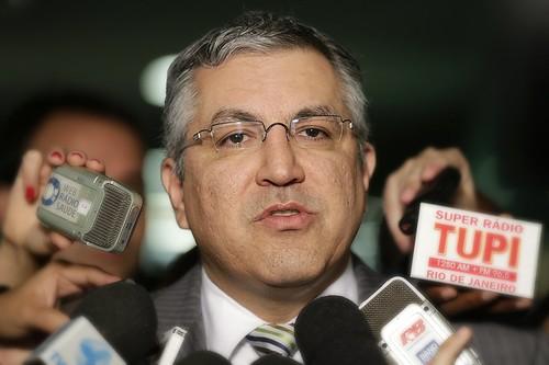Ex-ministro Alexandre Padilha, Justiça