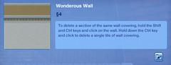 Wonderous Wall