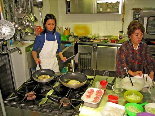 LAILAC Firenze, 14 ottobre 2013: Corso di cucina casalinga secondo livello, primo giorno by fugzu