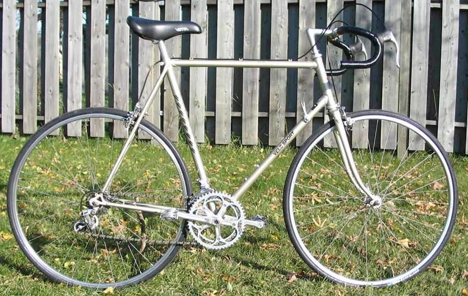 Volé/Stolen - Vélo homme Sport prestige