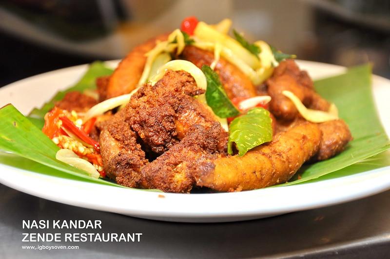 Nasi Kandar Zende Restaurant 9