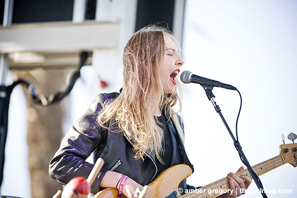 Haim @ Treasure Island Music Festival, SF 10/20/13
