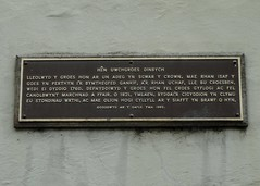 Photo of Brown plaque № 39265