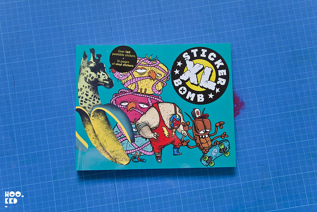 Sticker Bomb XL Sticker Book