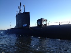 vehicle, sea, watercraft, ballistic missile submarine,