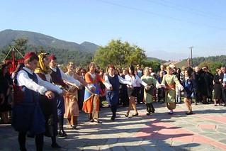 Πολιτιστικός Αιμοδοτικός Σύλλογος Αμισιανών Καβάλας παρέλαση 28ης οκτωβρίου