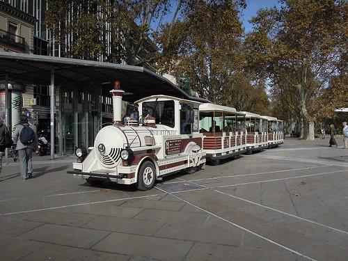 観光用電気自動車
