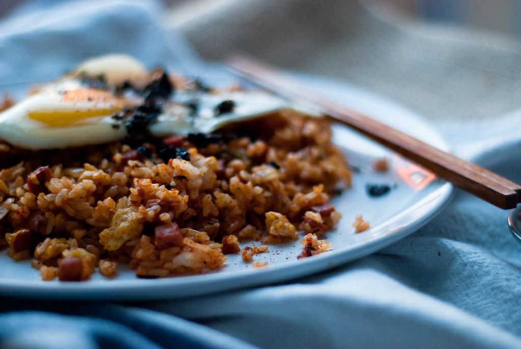 kimchi fried rice zoom