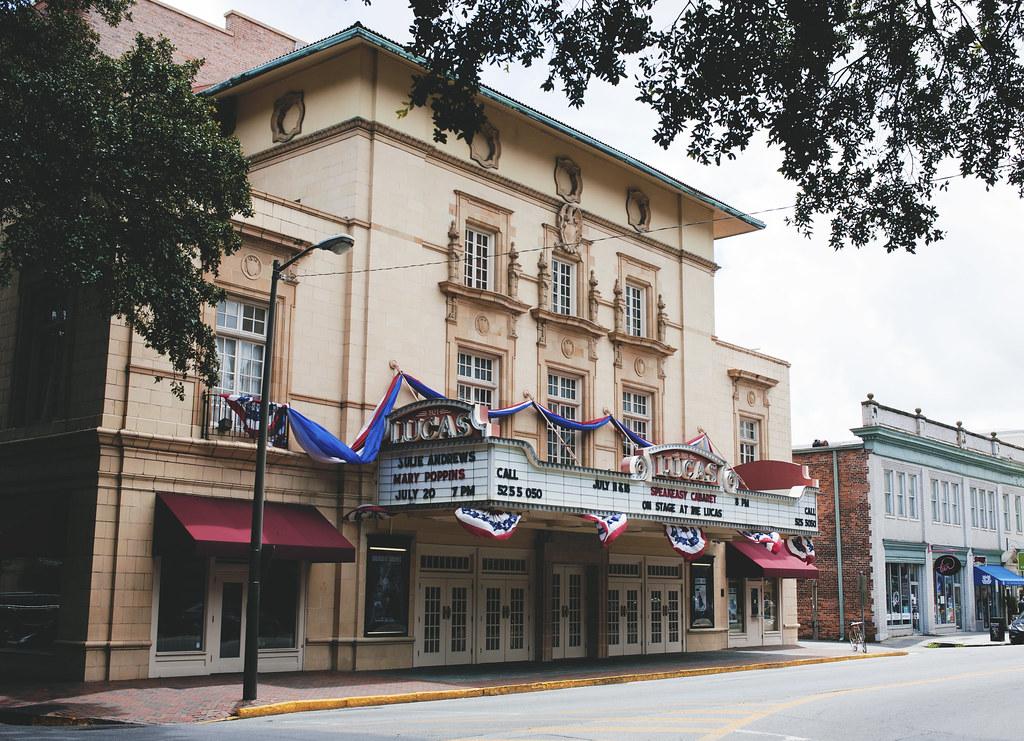 Lucas theatre, Savannah, Georgia