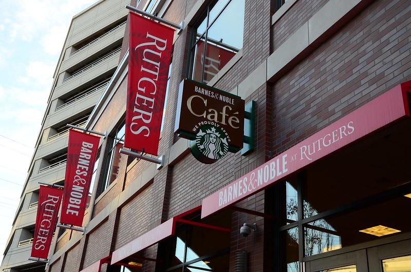 Rutgers University Book Store