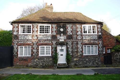 Flint Cottage, Shoreham