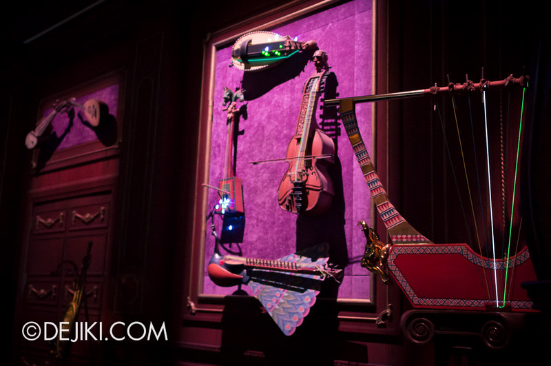 Mystic Manor - Musical Instruments 4