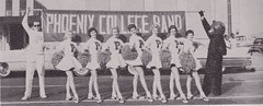 Phoenix College 1960: Pom Pon Girls