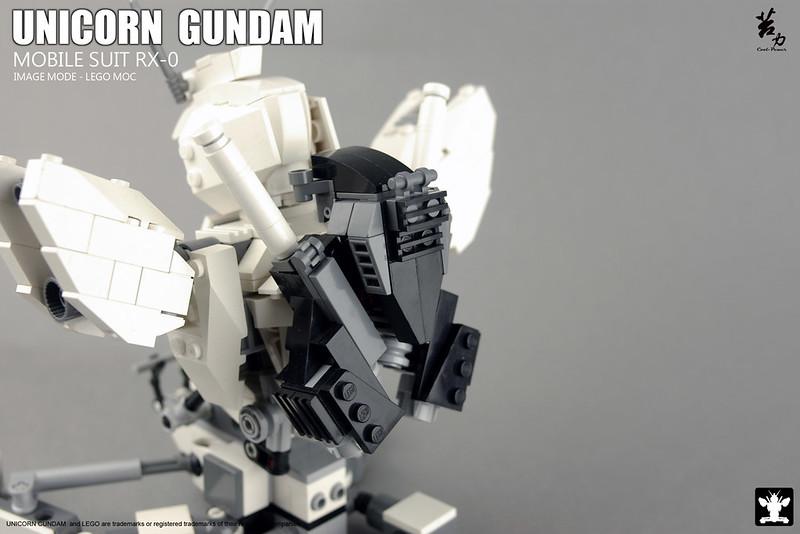 LEGO UNICORN GUNDAM 0014