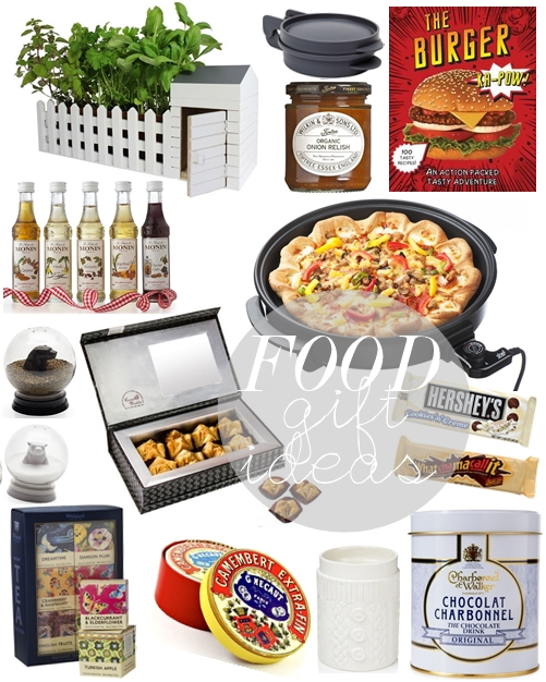 Foodie christmas gift ideas
