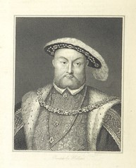 """British Library digitised image from page 394 of """"The History of England [to 1688. With portraits engraved by Worthington]"""""""