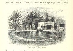 """British Library digitised image from page 54 of """"The Lord's Land: a narrative of travels in Sinai ... and Palestine, etc"""""""