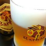 ベルギービール大好き!!バルバールBarbar