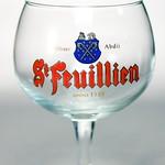 ベルギービール大好き!!【サン・フーヤンの専用グラス】(管理人所有 )