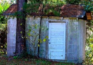 Outbuilding Honey Horn Plantation HH SC