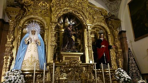 Hermandad de la Candelaria, Parroquia de San Nicolás, Sevilla by jossoriom