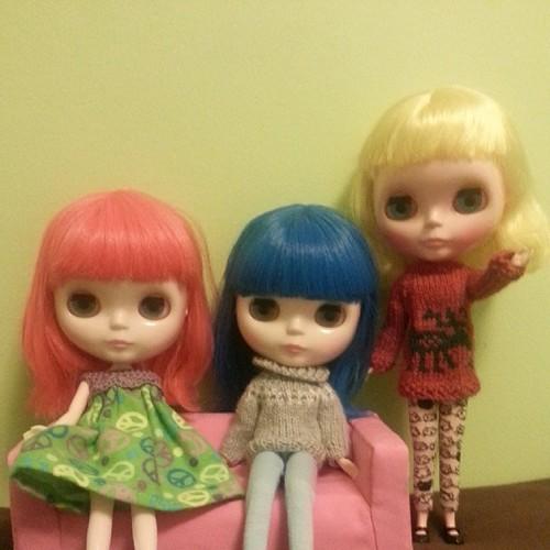 Happy holidays, from the chelleshocks girls :)