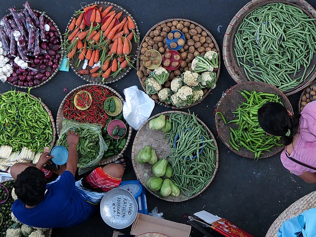 Produce of the day.  Photographed by Bernard Eirrol Tugade