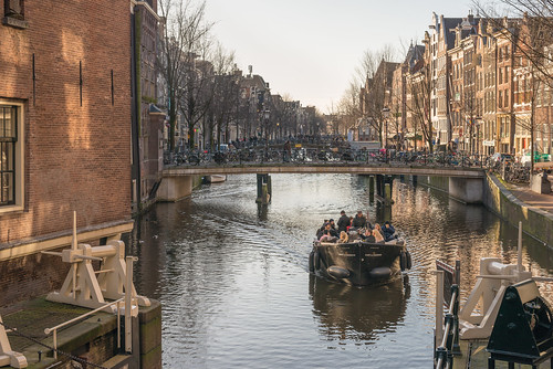Canal cruise in Amsterdam - Rondvaart