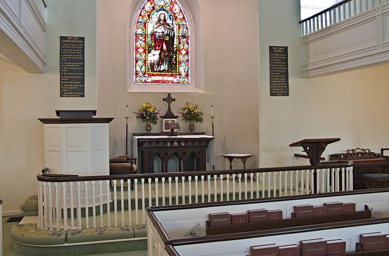 Jan 12 Church view