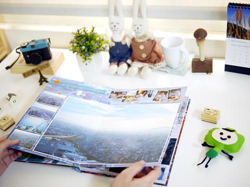 STORY365相片書-A4蝴蝶精裝相片書