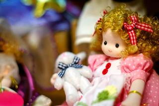 Project 365-207/365 SMC Takumar 55/2 娃娃の恋夢