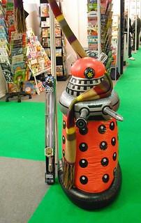 Tom Baker Dalek