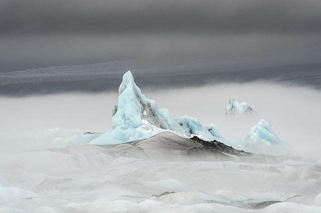Jökulsárlón: El mayor lago glaciar de Islandia