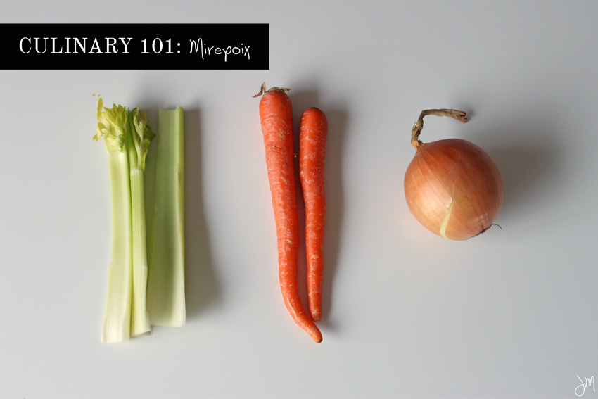Julip Made culinary 101 mirepoix4