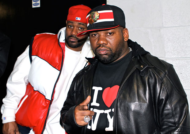 Wu-Tang Clan's Raekwon & Ghostface Killah Singapore Concert 2014 at Zouk Singapore