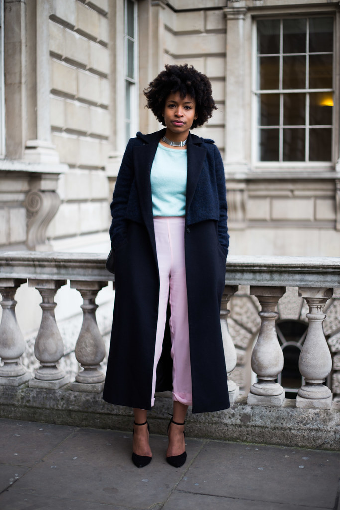 Street Style - Renay, London Fashion Week