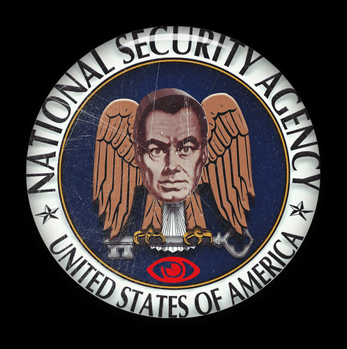 NSA LOGO by WilliamBanzai7/Colonel Flick