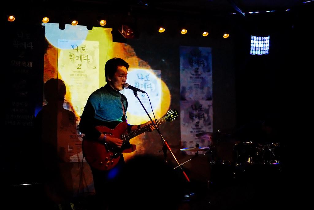Musician in Seoul