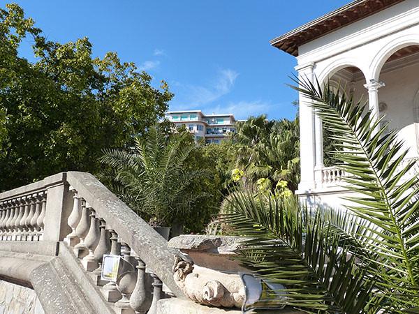 escalier villa ormond