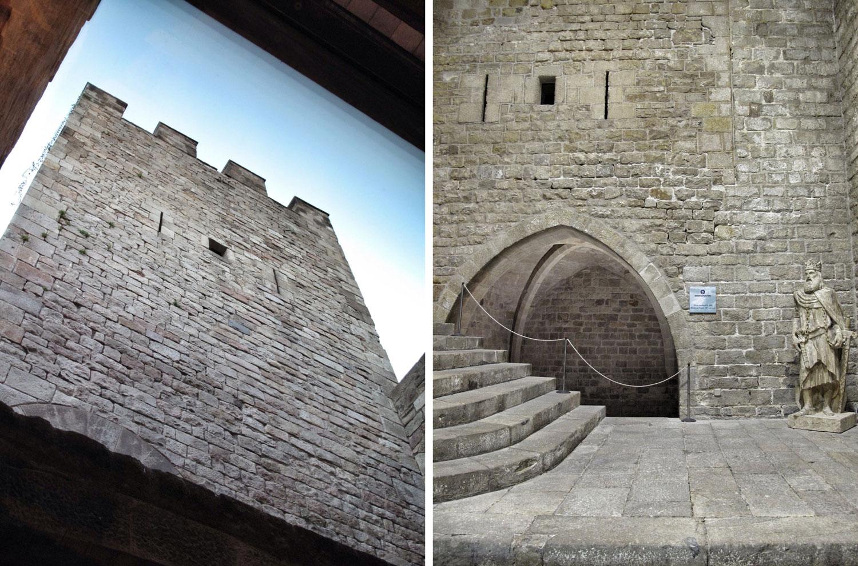 reales atarazanas barcelona_torre medieval_restauracion