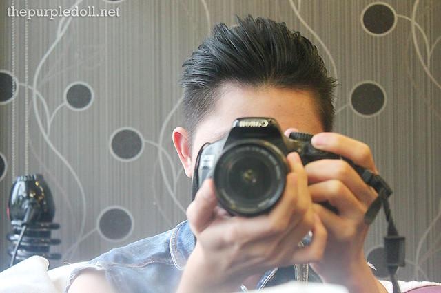 Ronn Wong Haircut at Louis Phillip Kee Premier Salon