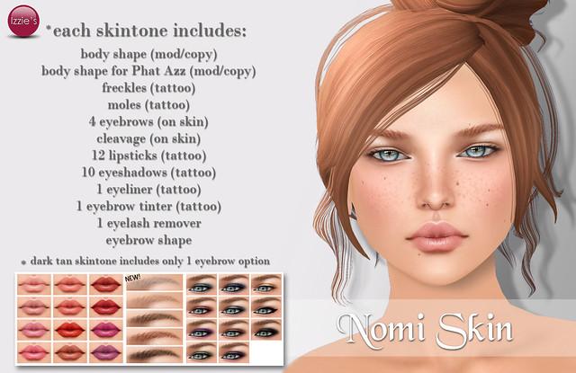 Nomi Skin