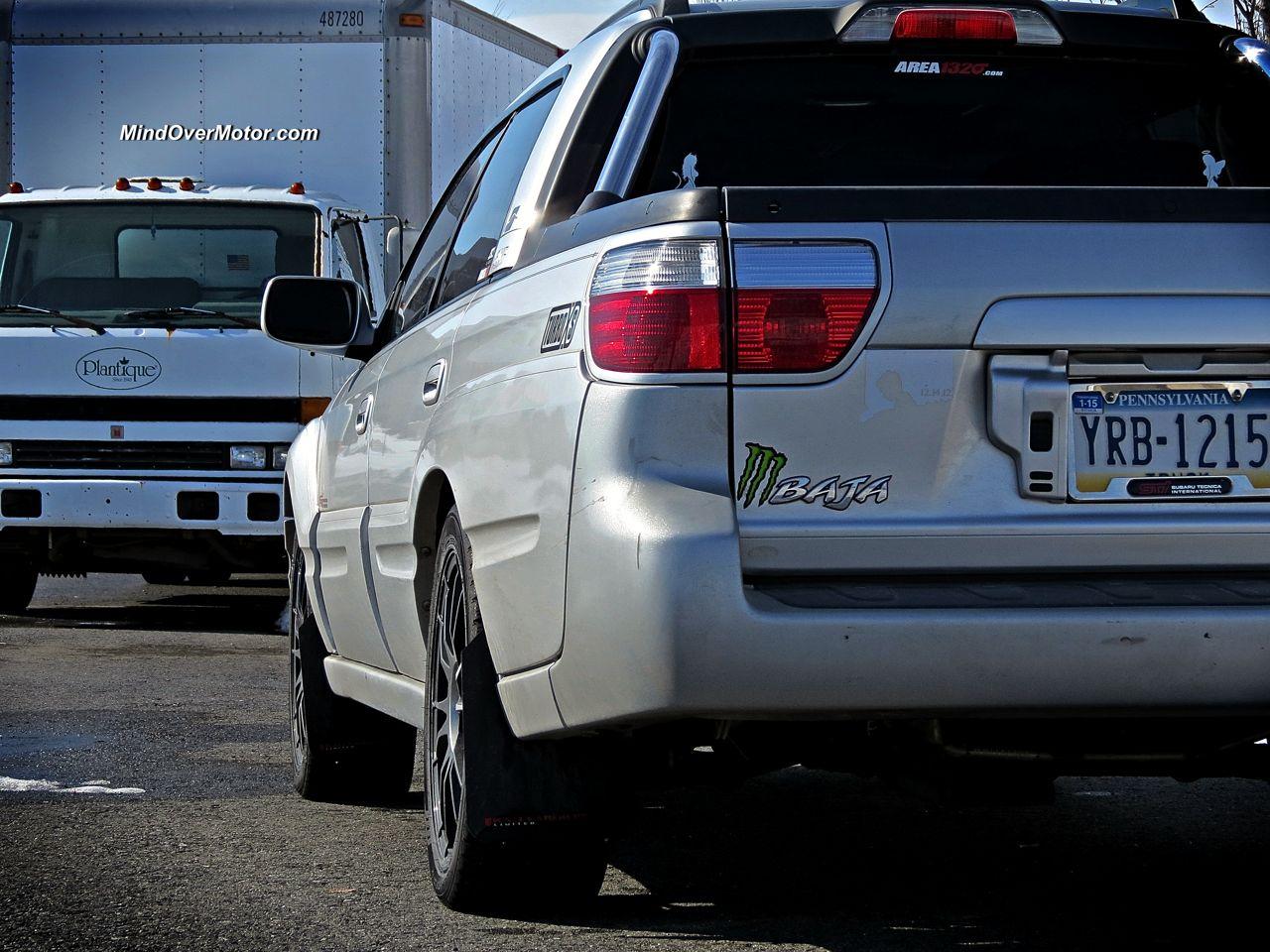 Subaru Ute